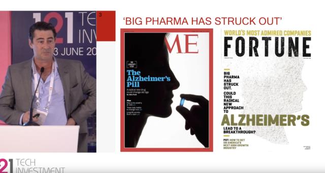 Neuroscientific Biopharmaceuticals – 121 Tech Investment Hong Kong 2019 Spring