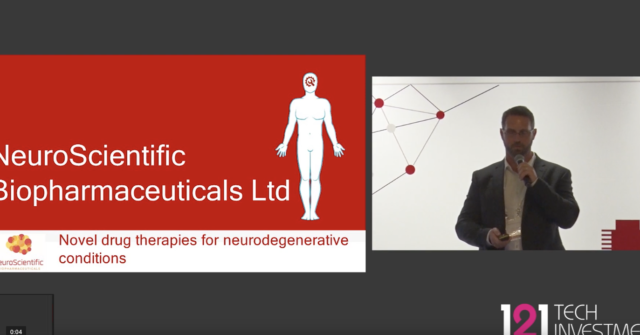 NeuroScientific Biopharmaceuticals - 121 Tech Investment Singapore